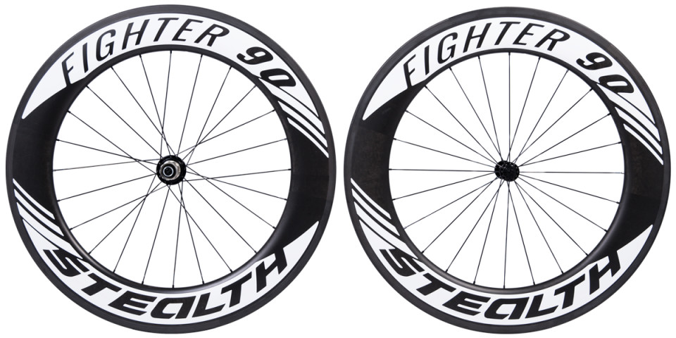 stealt wheels fighter 90
